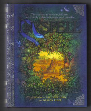 Inkspell - Signed, Numbered Edition/1st Printing. Cornelia Funke