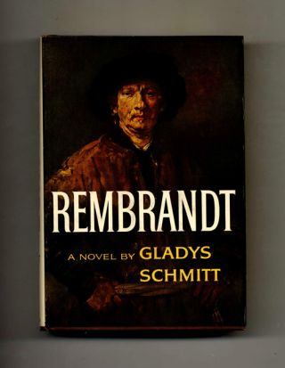 Rembrandt - 1st Edition/1st Printing