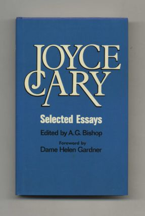 Selected Essays. Edited By A. G. Bishop