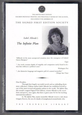 The Infinite Plan - 1st Edition/1st Printing