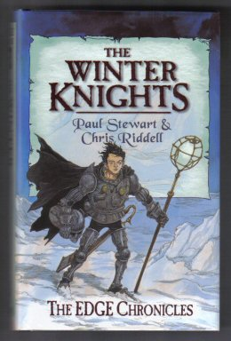 The Winter Knights - 1st Edition/1st Printing. Paul Stewart