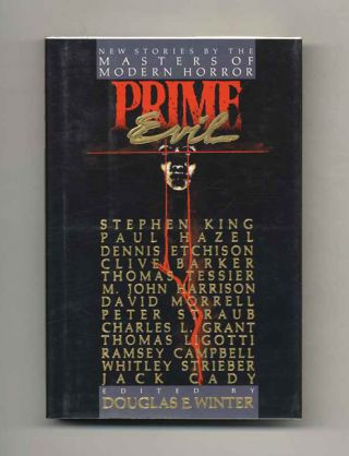 Prime Evil. New Stories By The Masters Of Modern Horror - 1st Edition/1st Printing