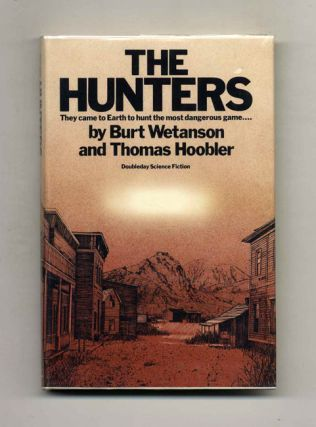 The Hunters - 1st Edition/1st Printing