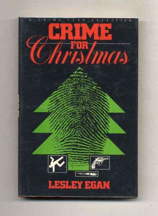 Crime For Christmas. Lesley Egan