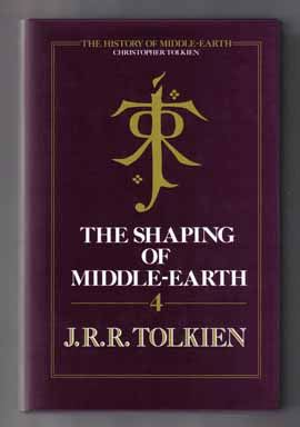 The Shaping Of Middle Earth - 1st Edition/1st Printing