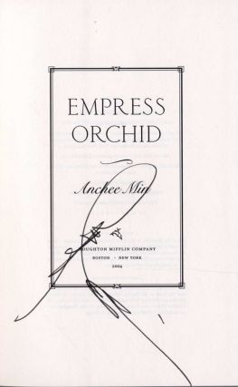 Empress Orchid - 1st Edition/1st Printing