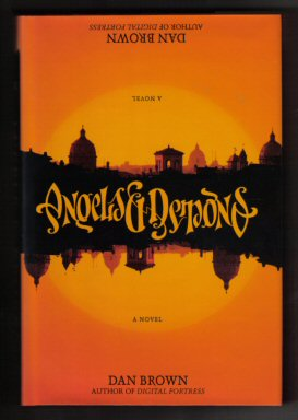 Angels And Demons - 1st Edition/1st Printing. Dan Brown