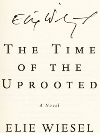 The Time Of The Uprooted - 1st Edition