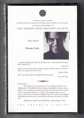 Pleading Guilty - 1st Edition/1st Printing