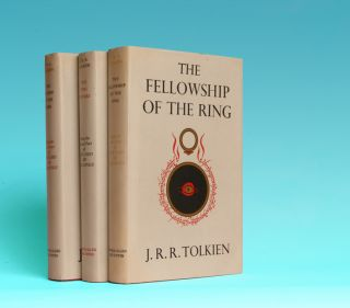 The Lord Of The Rings [; The Fellowship Of The Ring; The Two Towers; The Return Of The King] - 1st Edition