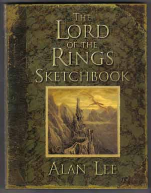 The Lord Of The Rings Sketchbook - 1st Edition/1st Printing