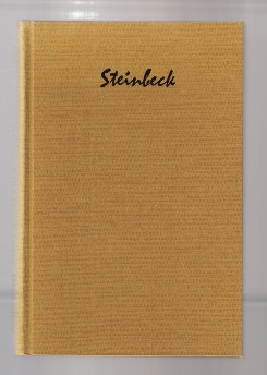 John Steinbeck A Bibliographical Catalogue of the Adrian H. Goldstone Collection