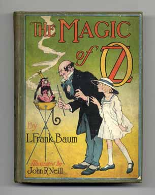 The Magic Of Oz - 1st Edition/1st State