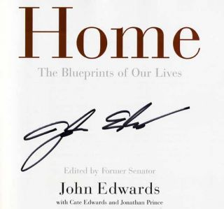Home, The Blueprints Of Our Lives - 1st Edition/1st Printing