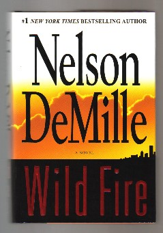 Wildfire - 1st Edition/1st Printing. Nelson Demille