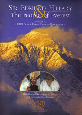Sir Edmund Hillary and the People of Everest. Anne B. Keiser, Cynthia Ramsay, Edmund Hillary