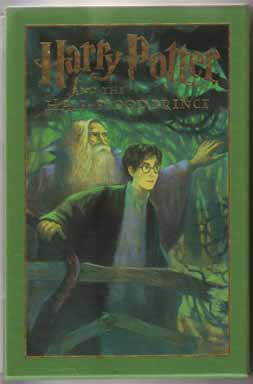 Harry Potter And The Half-Blood Prince - US Deluxe Edition. J. K. Rowling