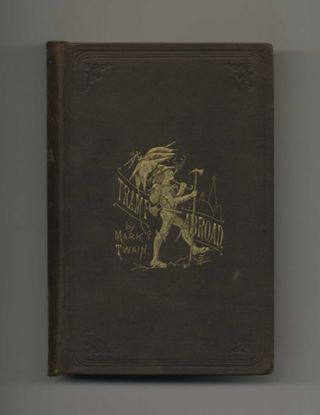 A Tramp Abroad - 1st Edition/1st Issue