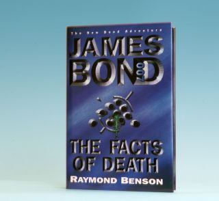 The Facts Of Death - 1st Edition/1st Printing. Raymond Benson