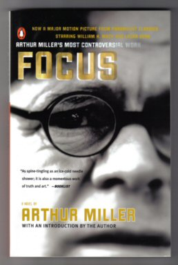 Focus - 1st Penguin Edition/1st Printing