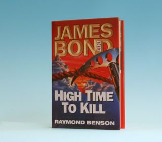 High Time To Kill - 1st Edition/1st Printing