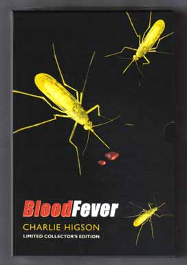 Bloodfever - Limited/Signed Edition. Charlie Higson