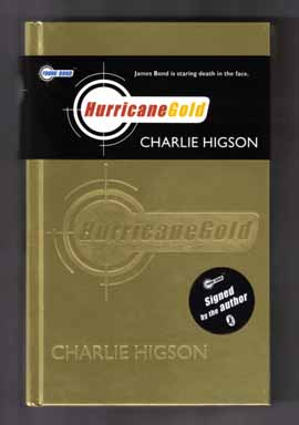 Hurricane Gold - Limited/Signed Edition. Charlie Higson