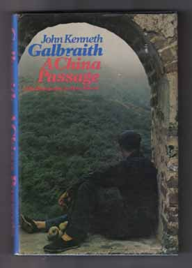A China Passage - 1st Edition/1st Printing