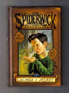 Lucinda's Secret - 1st Edition/1st Printing