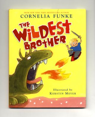 The Wildest Brother - 1st US Edition/1st Printing