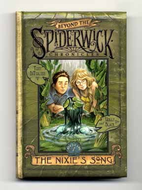 The Nixie's Song - 1st UK Edition/1st Impression