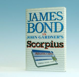 Scorpius - 1st Edition/1st Printing
