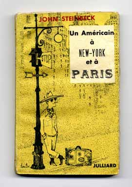 Un Americain a New-York et a Paris - 1st Edition/1st Printing