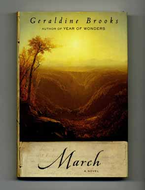 March - 1st Edition/1st Printing