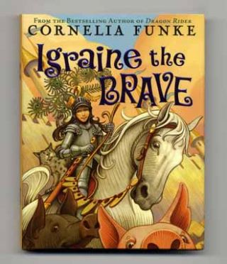 Igraine The Brave - 1st Edition/1st Printing