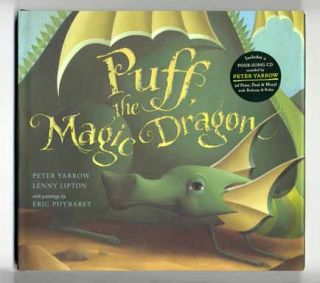 Puff, the Magic Dragon - 1st Edition/1st Printing