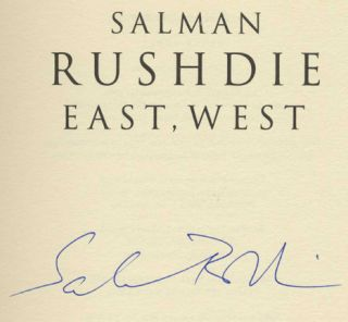 East, West - 1st Edition/1st Printing