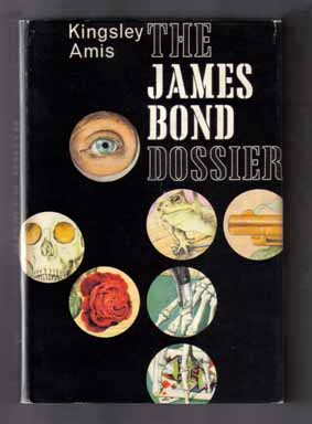 The James Bond Dossier - 1st Edition/1st Printing