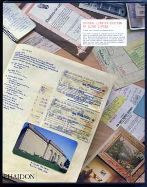 A Road Trip Journal - 1st Edition/1st Printing. Stephen Shore.