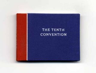 The Tenth Convention - 1st Edition/1st Printing