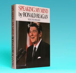 Speaking My Mind - 1st Edition/1st Printing