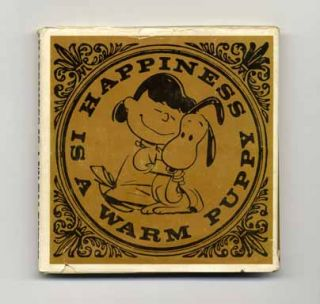 Happiness is a Warm Puppy - 1st Edition/1st Printing