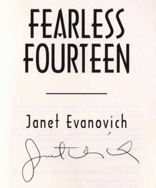 Fearless Fourteen - 1st Edition/1st Printing