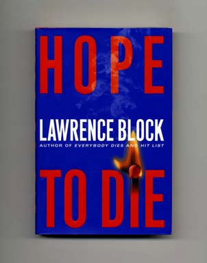 Hope To Die - 1st Edition/1st Printing