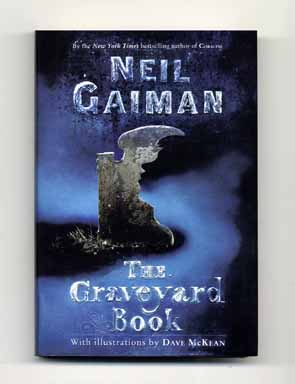 The Graveyard Book - 1st Edition/1st Printing
