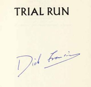 Trial Run - 1st Edition/1st Printing