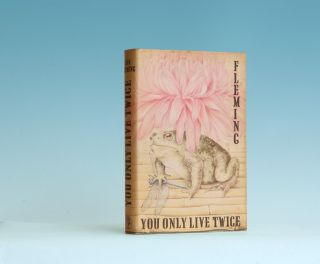 You Only Live Twice - 1st Edition/1st Printing. Ian Fleming.