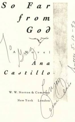 So Far From God - 1st Edition/1st Printing