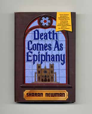 Death Comes As Epiphany - 1st Edition/1st Printing