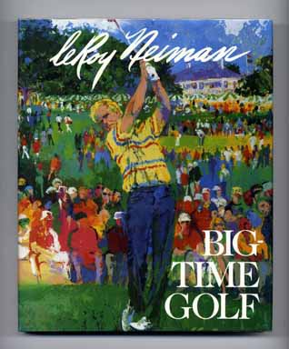 Big Time Golf - 1st Edition/1st Printing